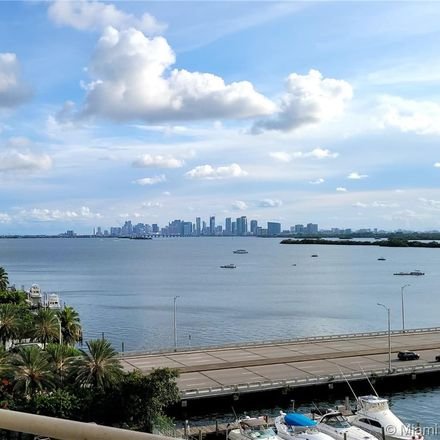Rent this 0 bed condo on 7904 West Drive in North Bay Village, FL 33141