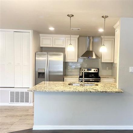 Rent this 3 bed house on 2947 Candlewick Lane in Farmers Branch, TX 75234