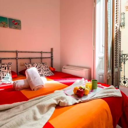 Rent this 1 bed apartment on Calle Imperial in 1, 28012 Madrid