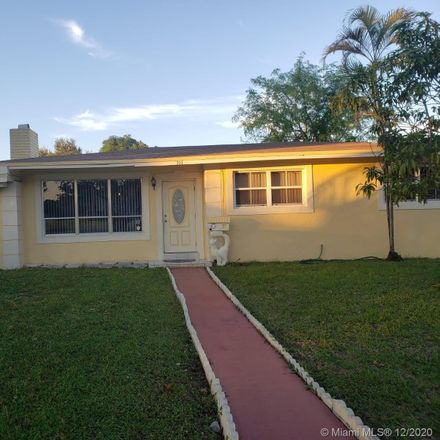 Rent this 4 bed house on 101 Northeast 191st Street in Miami-Dade County, FL 33179