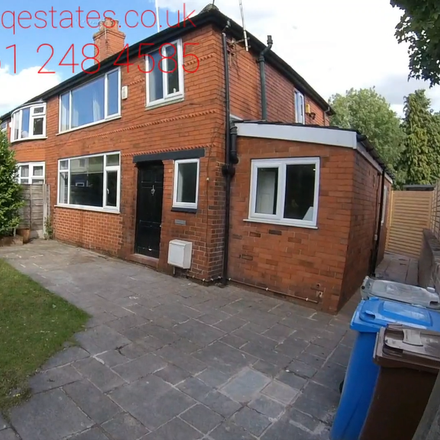 Rent this 5 bed house on Parrs Wood Road in Manchester M20 4SH, United Kingdom