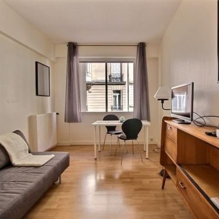 Rent this 1 bed apartment on 53 Rue Scheffer in 75116 Paris, France