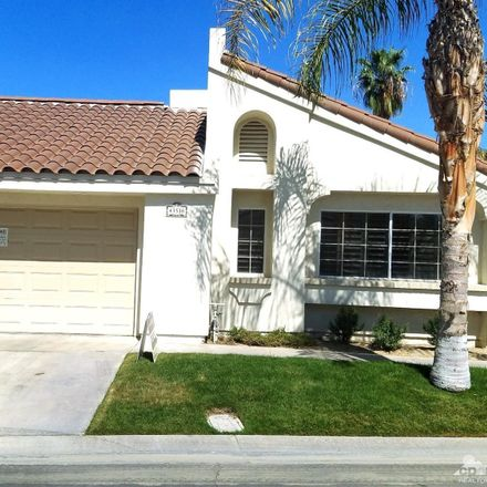 Rent this 3 bed house on 43516 Via Magellan Drive in Palm Desert, CA 92211