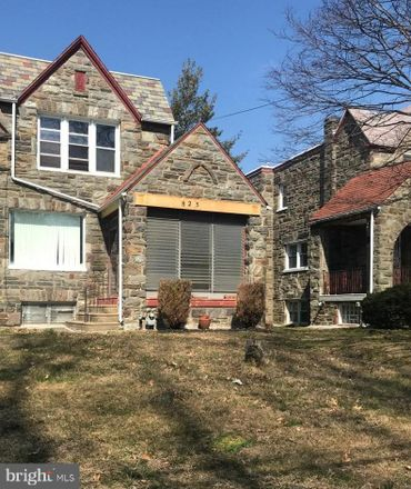 Rent this 3 bed townhouse on 825 Guenther Ave in Lansdowne, PA