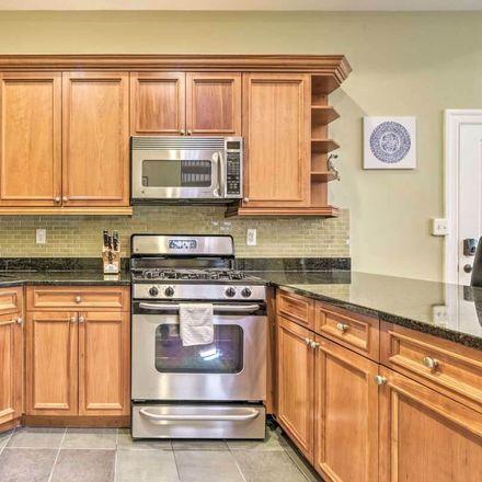 Rent this 3 bed apartment on 604 Monroe Street in Hoboken, NJ 07030