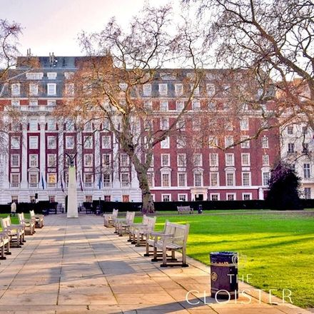 Rent this 2 bed apartment on 18 Grosvenor Square in London W1K 5AE, United Kingdom