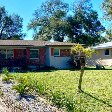 Rent this 3 bed house on 5512 Paul Bett Drive in Jacksonville, FL 32277
