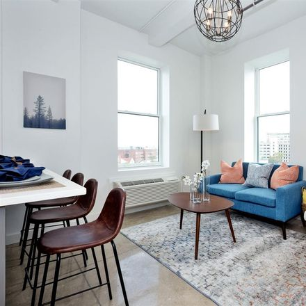 Rent this 3 bed apartment on Bergen Sq in Jersey City, NJ