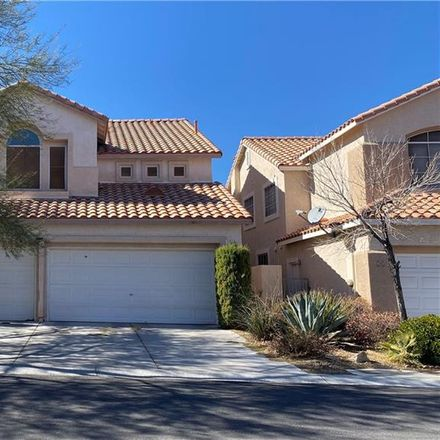 Rent this 5 bed house on 705 Lexington Cross Drive in Las Vegas, NV 89144