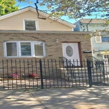 Rent this 3 bed house on 20 Harmon Street in Communipaw, Jersey City