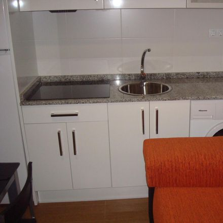 Rent this 1 bed apartment on Calle de San Cosme y San Damián in 11, 28012 Madrid