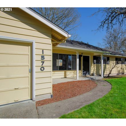 Rent this 3 bed house on 1570 Northwest 133rd Avenue in Portland, OR 97229