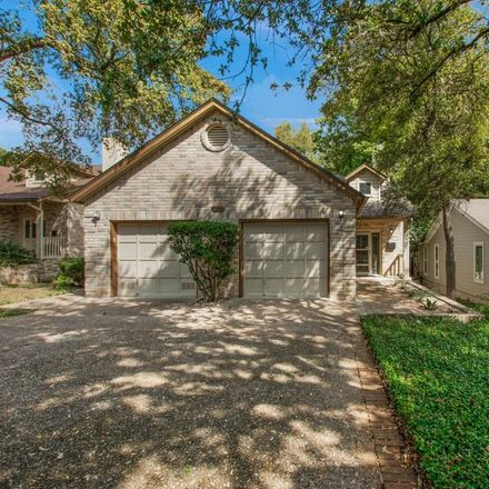 Rent this 2 bed duplex on 2208 Indian Trail in Austin, TX 78703