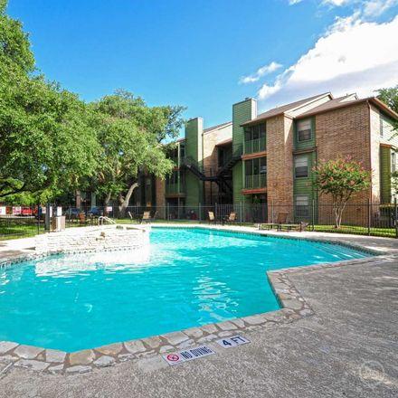 Rent this 2 bed apartment on Cedars International Acadamy in 8416 Barwood Park, Austin