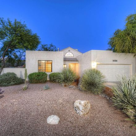 Rent this 3 bed house on N Palmetto Dunes Ave in Tucson, AZ