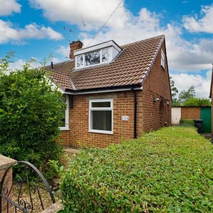 Rent this 2 bed house on Northampton Lane South in Northampton, NN3 6QN