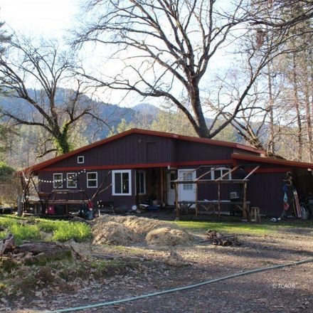 Rent this 2 bed house on Lower South Fork Road in Hyampom, CA 96046