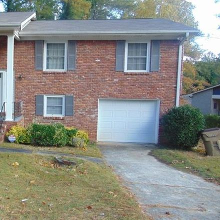 Rent this 4 bed house on 6208 Auburn Dr in Riverdale, GA