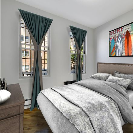 Rent this 2 bed condo on 234 Hull Street in New York, NY 11233