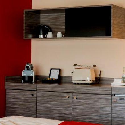 Rent this 1 bed apartment on Atrium Residenz in Jean-Pierre-Jungels-Straße 8, 55126 Mainz