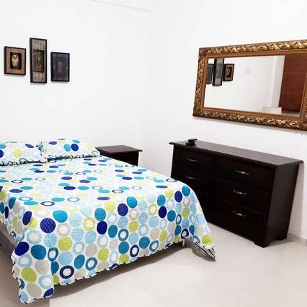 Rent this 1 bed condo on Plaza Platinium in Avenida Independencia, San Geronimo