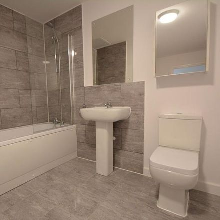 Rent this 1 bed apartment on Peterborough PE1 1YJ