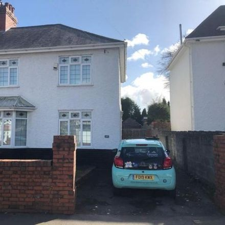 Rent this 3 bed house on Pentrepoeth Road in Morriston SA6 6AA, United Kingdom