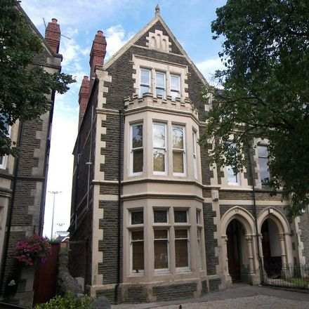 Rent this 1 bed apartment on Cathedral Orthodontics in 80 Cathedral Road, Cardiff CF11 9LN