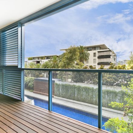 Rent this 1 bed apartment on 307/3 Sterling Circuit