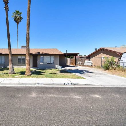 Rent this 3 bed house on United States Post Office in 699 Hart Street, Yuma