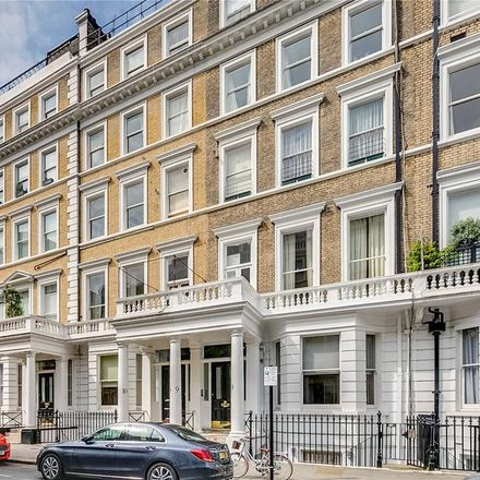 Rent this 1 bed apartment on Cornwall Mews South in London SW7 4RZ, United Kingdom