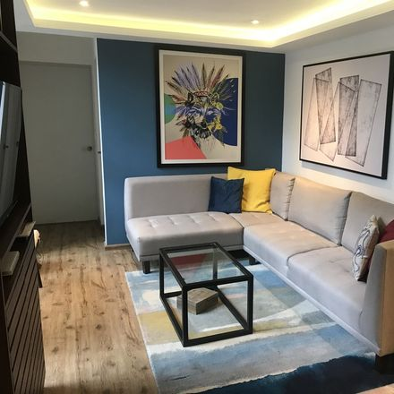 Rent this 1 bed apartment on Calle Puebla in Cuauhtémoc, 06700 Mexico City