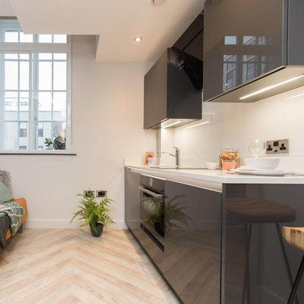 Rent this 0 bed apartment on Bombay Street in Manchester M1 7AZ, United Kingdom