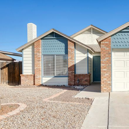 Rent this 3 bed house on 3281 North Ash Circle in Chandler, AZ 85224