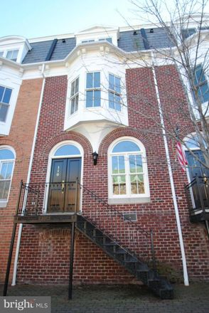 Rent this 3 bed townhouse on 110 Queen Street in Alexandria, VA 22314