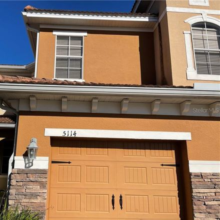 Rent this 3 bed townhouse on Fiorella Ln in Sanford, FL