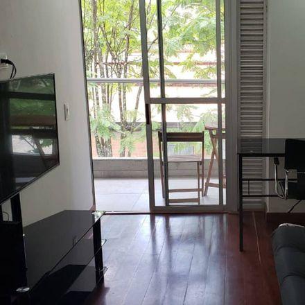 Rent this 1 bed apartment on Calle 1A Sur in Comuna 14 - El Poblado, 0500 Medellín