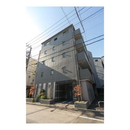 Rent this 1 bed apartment on unnamed road in Yokokawa 3-chome, Sumida