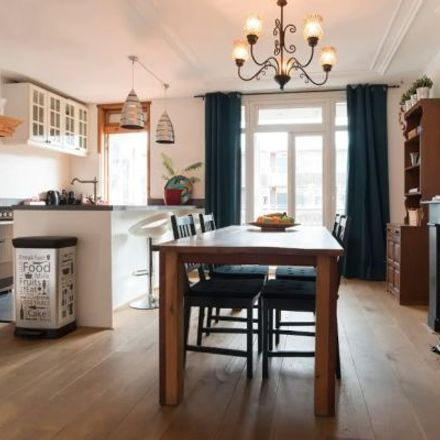Rent this 3 bed apartment on Rustenburgerstraat 315-H in 1073 GG Amsterdam, Netherlands