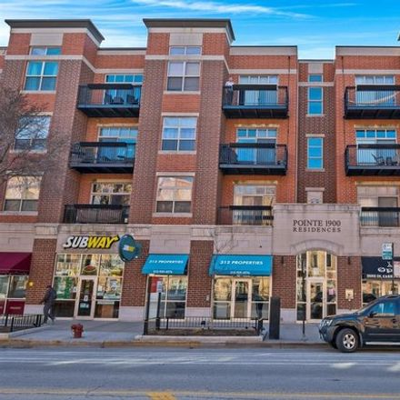 Rent this 2 bed condo on 1910 South State Street in Chicago, IL 60616