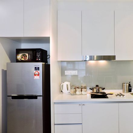 Rent this 0 bed apartment on Coronel Condominium II in 2727 Kalayaan Avenue, Makati