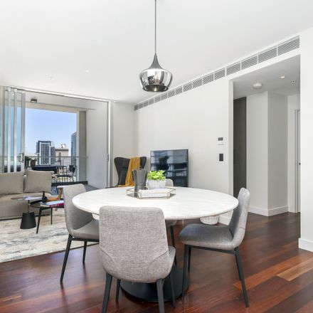 Rent this 2 bed apartment on 1606/133 Murray Street