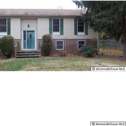 Rent this 5 bed house on 100 North New Prospect Road in Jackson Township, NJ 08527