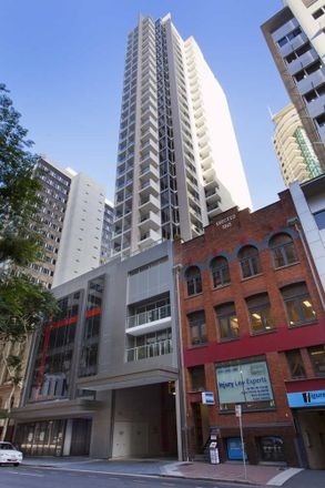 Rent this 1 bed apartment on 1906/127 Charlotte Street
