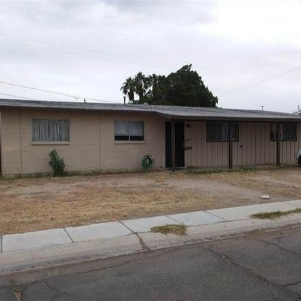 Rent this 3 bed house on 2691 South Nogales Avenue in Yuma, AZ 85364