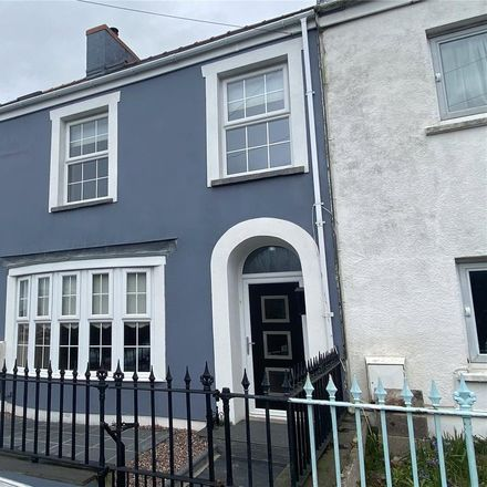 Rent this 3 bed house on Charles Street in Milford Haven SA73 2HL, United Kingdom