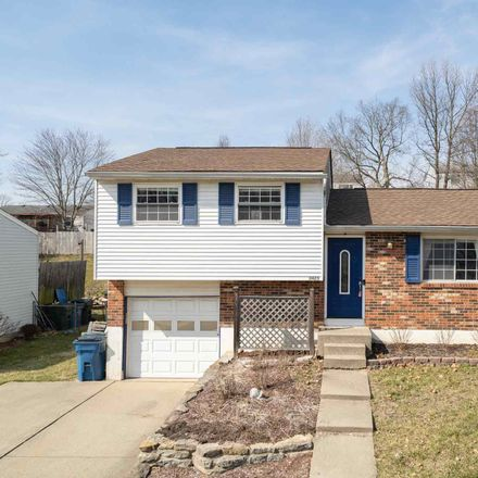 Rent this 3 bed house on 3425 Bottomwood Drive in Erlanger, KY 41018