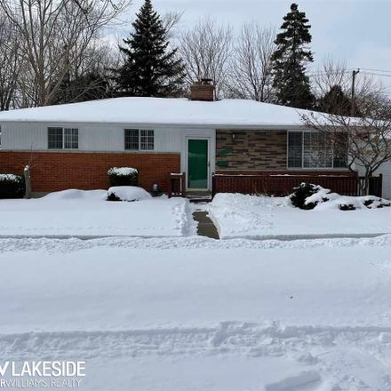 Rent this 3 bed house on 36269 Oakshire Street in Clinton Township, MI 48035
