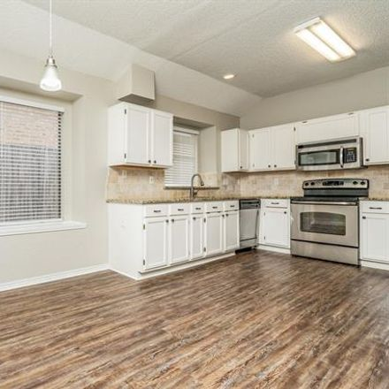 Rent this 3 bed house on 7921 Rice Drive in Rowlett, TX 75088