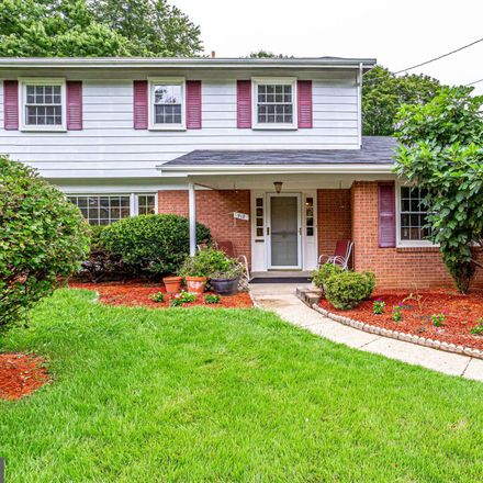 Rent this 4 bed house on Crest Park Dr in Silver Spring, MD